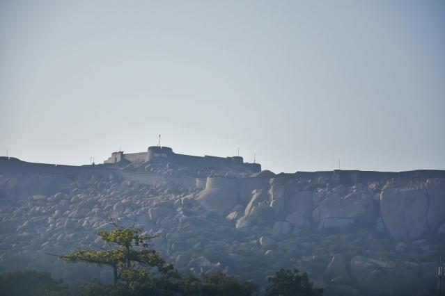 DSC_3386 Bellary Fort