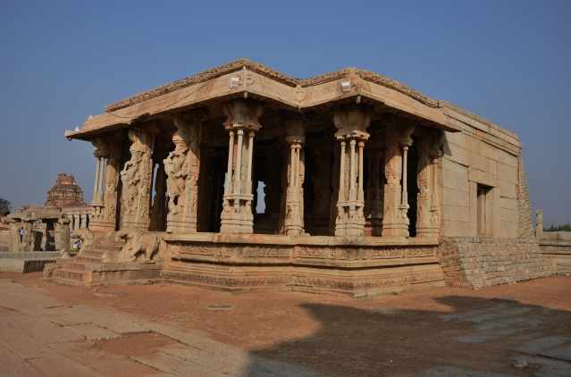 Kalyana Mandapa of Vittala Temple