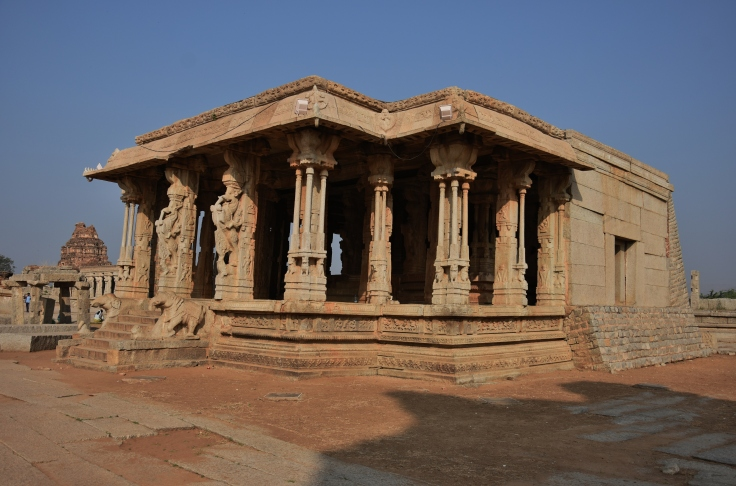 Kalyana Mandapa of Vittala Temple
