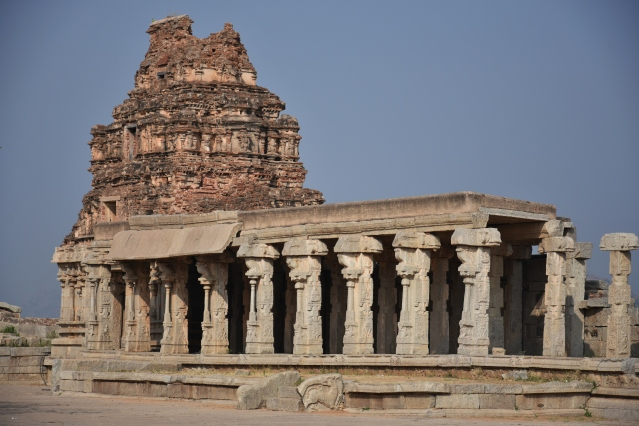 North Gopuram of Vithaleswara