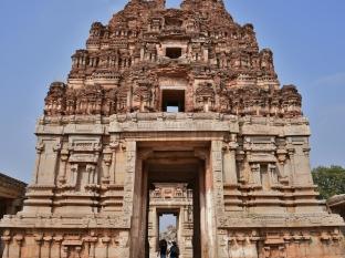 North gopura of inner prakara - Achyutharaya Temple