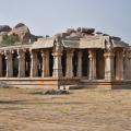 Kalyna Mandapa – west of Achyutharaya temple