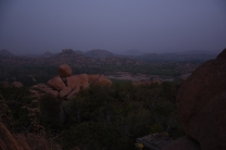 Dawn View from Malyavantha Hill