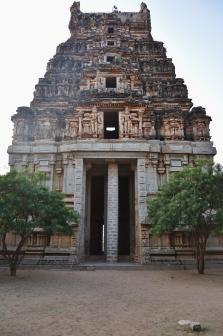 Southern Gopura of Raghunathaswamy temple - Inner view