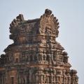 Architecture style of East Gopura- Chandrasekhara Temple