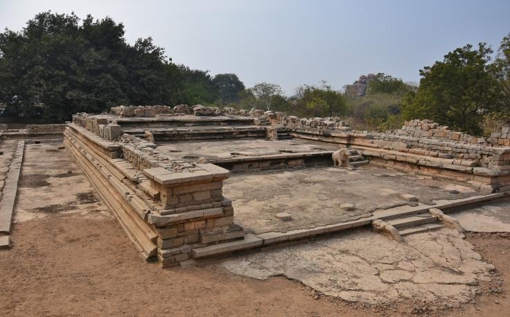 Basement of Noblemen's Quarters