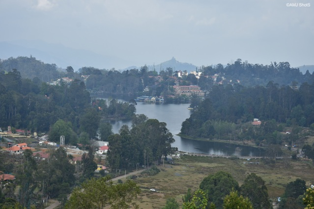 Upper Lake View - Kodaikanal