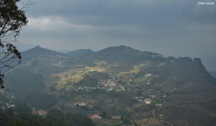 View from Coakers Walk - Kodaikanal