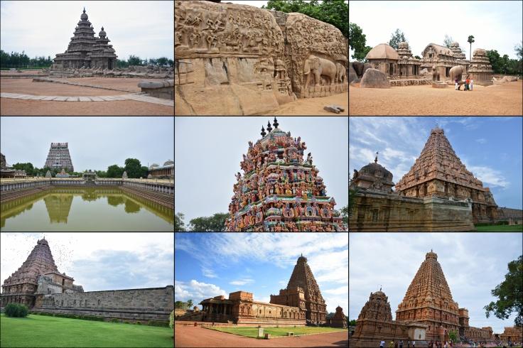 Dravidian Architectural Marvels
