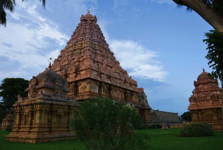 DSC_0009 - Great Sri Vimana of Brihadisvara temple,Gangaikondam.