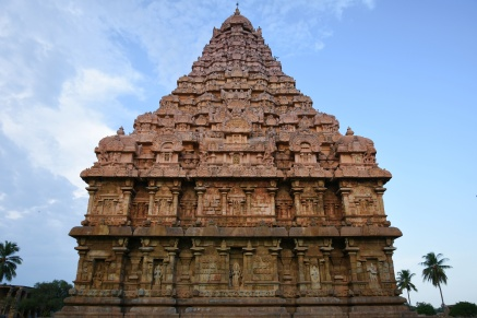 West face of Gangaikondam Brihadisvara temple.