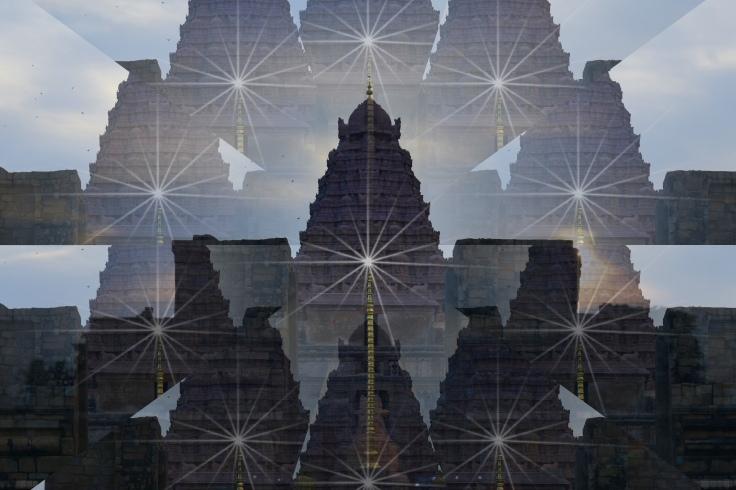 DSC_0110 - An Illusion of Brihadisvara temple, Gangaikondam.