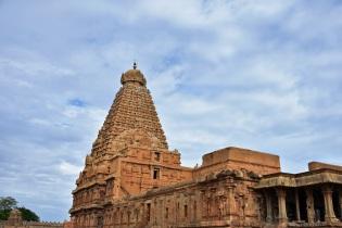 Brihadeesvara Temple, Thanjavur