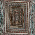 DSC_0426 – Traditional Thanjavur style of painting on wood – Ceiling works of Durbar hall of Thanjavur Maratta Palace.