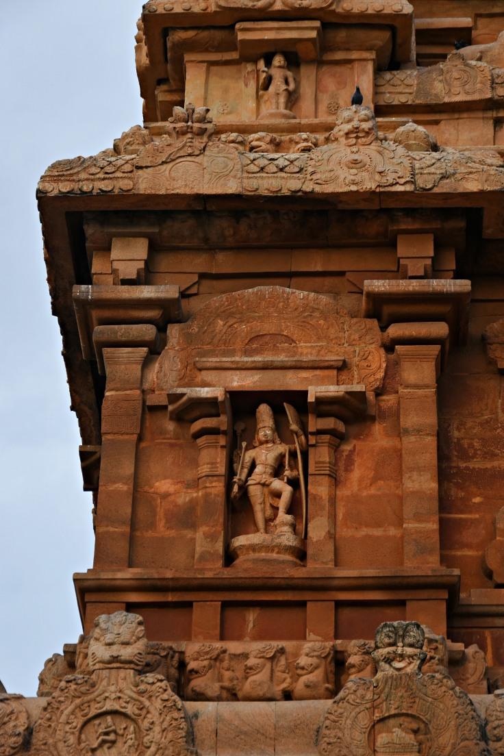 DSC_0589 - One of Upper level Tripurantakas - W of NW corner.