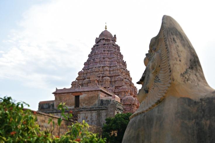 DSC_9880 - A view of Brihadiswara from northeast corner.