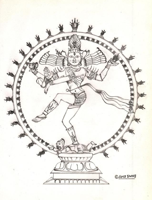 Lord Nataraja of Chidambaram