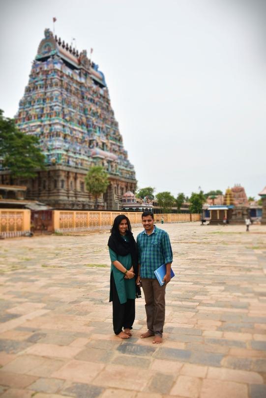 Thillai Nataraja Temple, Chidambaram, August 2018