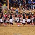 DSC_1479 Angami's performing Melo Phita dance.