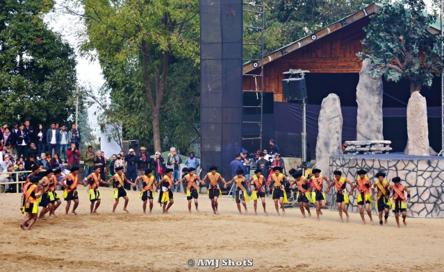 DSC_1679 Pochury tribe performing Athso Theserie (folk dance).