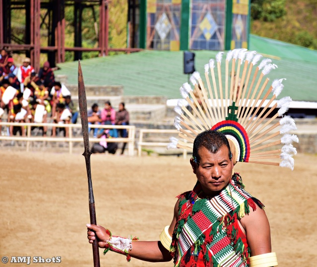 DSC_1900 Chakhesang Tribal Guard.