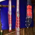 DSC_2980 Tribal ornaments from Khiamniungan morung.