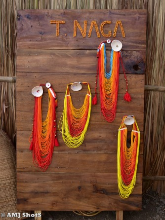Ornaments of Khiamniungan Nagas - Necklaces
