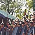 DSC_3030 Roll calling – Khiamniungan Tribe.