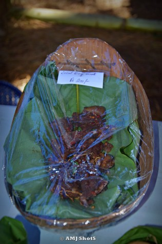 Dried local Dog Meat from Lotha morung