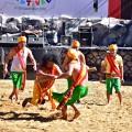 DSC_3945 Kachari tribe showing their traditional game – Reemin Nehlaiba.